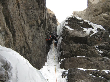 Leading the fantastic but short second pitch of One-Armed Bandit.