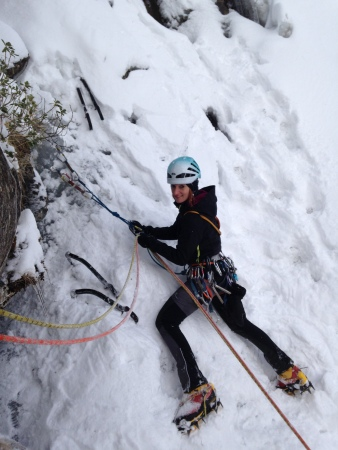 Magdalena at the top of the  stellar fourth pitch of Namenloss.